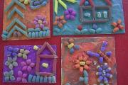 Фото 22 Картины из макарон: креативные идеи и мастер-классы своими руками