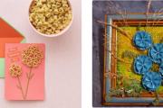 Фото 12 Картины из макарон: креативные идеи и мастер-классы своими руками