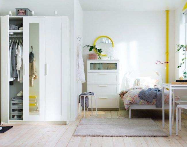 Каждая серия мебели от ИКЕА имеет свои уникальные особенности