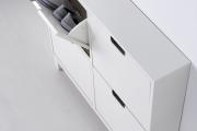 Фото 27 Комоды IКЕА в интерьере (70+ фото): обзор стильных и недорогих моделей серии Мальм, Раст, Хемнэс и Лесквик