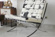 Фото 16 Кресло «Барселона» — роскошь неоклассики: фото и история появления знаменитой модели