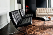 Фото 4 Кресло «Барселона» — роскошь неоклассики: фото и история появления знаменитой модели