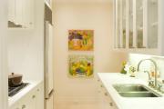 Фото 7 Прямая кухня 2,5 метра: обзор вариантов и советы по выбору правильного гарнитура