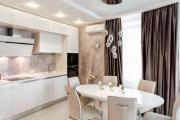 Фото 1 Прямая кухня 2,5 метра: обзор вариантов и советы по выбору правильного гарнитура