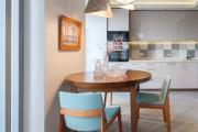 Фото 11 Прямая кухня 2,5 метра: обзор вариантов и советы по выбору правильного гарнитура