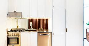 Прямая кухня 2,5 метра: обзор вариантов и советы по выбору правильного гарнитура фото