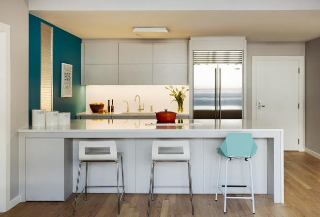 Кухня в современной стилистике