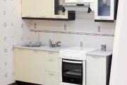 Фото 21 Прямая кухня 2,5 метра: обзор вариантов и советы по выбору правильного гарнитура