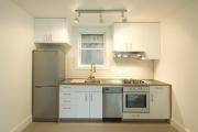 Фото 24 Прямая кухня 2,5 метра: обзор вариантов и советы по выбору правильного гарнитура