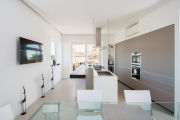 Фото 8 Создаем дизайн кухни площадью 30 кв. метров: тренды, планировки и лучшие интерьерные идеи
