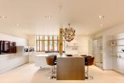 Фото 10 Создаем дизайн кухни площадью 30 кв. метров: тренды, планировки и лучшие интерьерные идеи