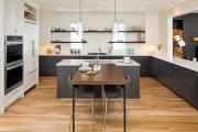 Фото 13 Создаем дизайн кухни площадью 30 кв. метров: тренды, планировки и лучшие интерьерные идеи