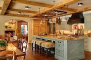 Фото 28 Создаем дизайн кухни площадью 30 кв. метров: тренды, планировки и лучшие интерьерные идеи