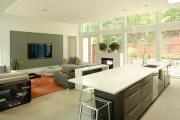 Фото 16 Создаем дизайн кухни площадью 30 кв. метров: тренды, планировки и лучшие интерьерные идеи