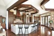 Фото 23 Создаем дизайн кухни площадью 30 кв. метров: тренды, планировки и лучшие интерьерные идеи