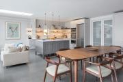 Фото 29 Создаем дизайн кухни площадью 30 кв. метров: тренды, планировки и лучшие интерьерные идеи