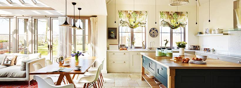 Обилие света и воздуха: секреты дизайна интерьера кухни на 40 кв. метрах