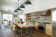 Фото 8 Обилие света и воздуха: секреты дизайна интерьера кухни на 40 кв. метрах
