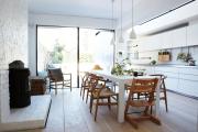 Фото 5 Обилие света и воздуха: секреты дизайна интерьера кухни на 40 кв. метрах