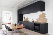 Фото 2 Обилие света и воздуха: секреты дизайна интерьера кухни на 40 кв. метрах