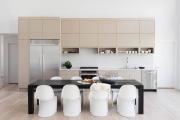 Фото 13 Обилие света и воздуха: секреты дизайна интерьера кухни на 40 кв. метрах