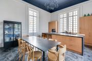 Фото 15 Обилие света и воздуха: секреты дизайна интерьера кухни на 40 кв. метрах