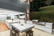 Фото 16 Обилие света и воздуха: секреты дизайна интерьера кухни на 40 кв. метрах