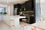 Фото 19 Обилие света и воздуха: секреты дизайна интерьера кухни на 40 кв. метрах