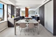 Фото 20 Обилие света и воздуха: секреты дизайна интерьера кухни на 40 кв. метрах