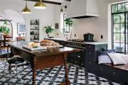 Фото 22 Обилие света и воздуха: секреты дизайна интерьера кухни на 40 кв. метрах