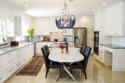 Фото 4 Обилие света и воздуха: секреты дизайна интерьера кухни на 40 кв. метрах