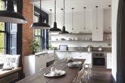 Фото 27 Обилие света и воздуха: секреты дизайна интерьера кухни на 40 кв. метрах