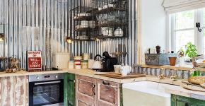 Дизайн кухни 8 кв. метров: функциональные идеи и современные варианты отделки фото