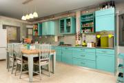 Фото 6 Интерьер кухни в стиле фьюжн: все тонкости самобытного и целостного дизайна