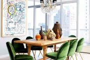 Фото 8 Интерьер кухни в стиле фьюжн (60 фото): лучшие идеи для тех, кто устал от обыденного и скучного дизайна