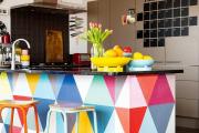 Фото 2 Интерьер кухни в стиле фьюжн: все тонкости самобытного и целостного дизайна