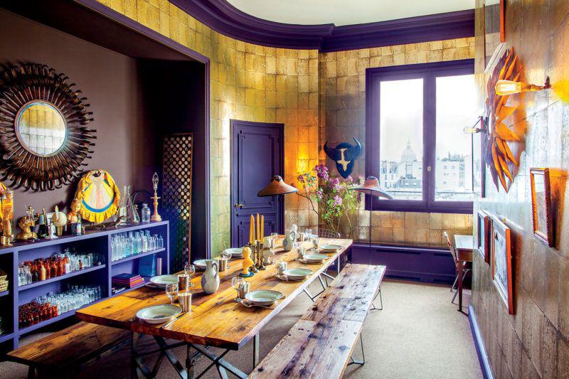 Интерьер кухни в стиле фьюжн ✅️ Фото роскошных идей дизайна