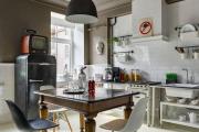 Фото 10 Интерьер кухни в стиле фьюжн (60 фото): лучшие идеи для тех, кто устал от обыденного и скучного дизайна