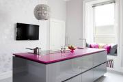 Фото 3 Интерьер кухни в стиле фьюжн: все тонкости самобытного и целостного дизайна