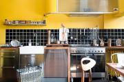Фото 16 Интерьер кухни в стиле фьюжн: все тонкости самобытного и целостного дизайна