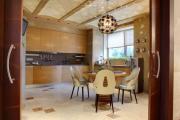 Фото 18 Интерьер кухни в стиле фьюжн (60 фото): лучшие идеи для тех, кто устал от обыденного и скучного дизайна