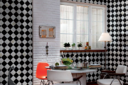 Фото 21 Интерьер кухни в стиле фьюжн (60 фото): лучшие идеи для тех, кто устал от обыденного и скучного дизайна