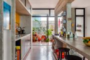 Фото 23 Интерьер кухни в стиле фьюжн: все тонкости самобытного и целостного дизайна