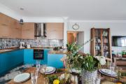 Фото 29 Интерьер кухни в стиле фьюжн: все тонкости самобытного и целостного дизайна