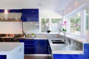Фото 24 Дизайн кухни вдоль окна (60+ фото и идей планировки): безусловный стиль и эргономика