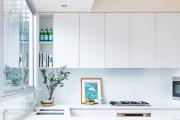 Фото 26 Дизайн кухни вдоль окна (60+ фото и идей планировки): безусловный стиль и эргономика