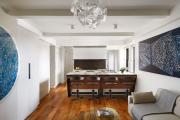 Фото 15 Планировка и дизайн для кухни-гостиной площадью 25 кв. метров