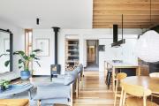Фото 16 Планировка и дизайн для кухни-гостиной площадью 25 кв. метров