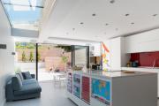 Фото 21 Планировка и дизайн для кухни-гостиной площадью 25 кв. метров