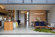 Фото 32 Планировка и дизайн для кухни-гостиной площадью 25 кв. метров